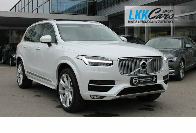 Volvo XC90 Inscription T6 AWD, 235kW, A8, 5d.