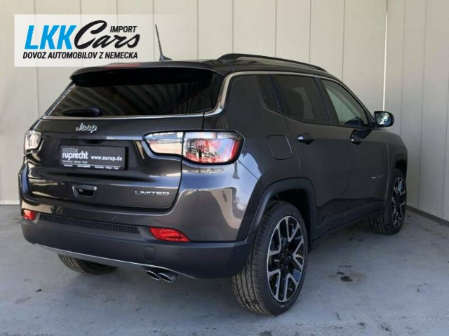 Jeep Compass Limited 1.4 MultiAir FWD, 103kW, M6, 5d.