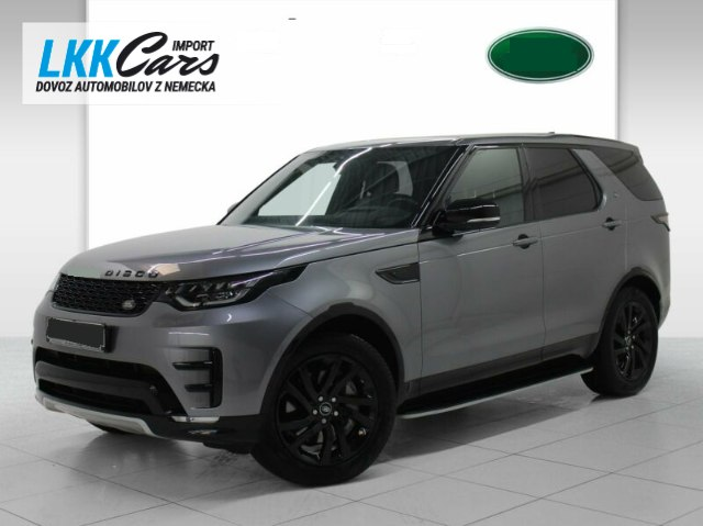 Land Rover Discovery 3.0 SDV6, 225kW, A8, 5d.