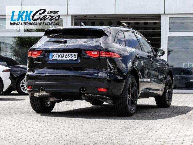 Jaguar F-Pace Chequered Flag 25t AWD, 184kW, A8, 5d.